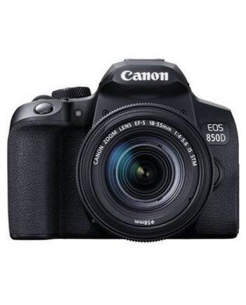 دوربین کانن 850D با لنز 18-55