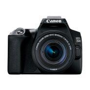 دوربین کانن 250D با لنز 18-55