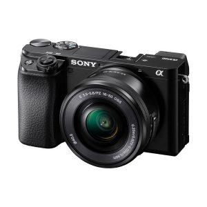 دوربین سونی آلفا a6100 با لنز 50-16
