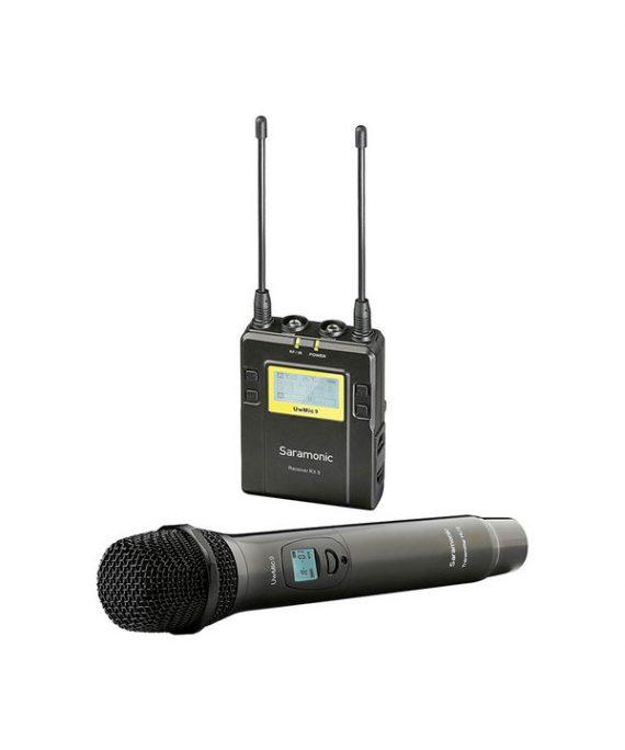 میکروفون Saramonic UwMic9 Kit4
