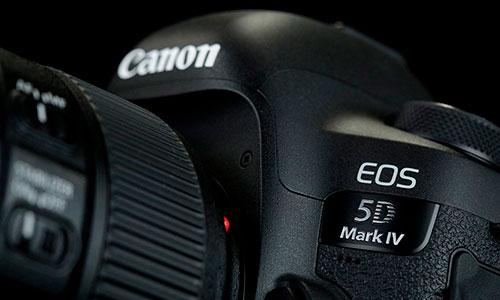 دوربین کانن 5D Mark IV با لنز 105-24 تایپ II