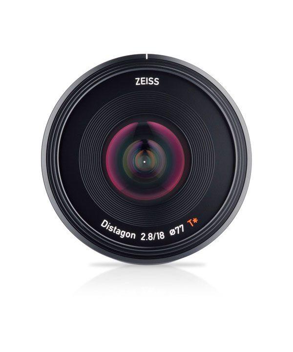 لنز زایس Batis 18mm f/2.8 Mount E