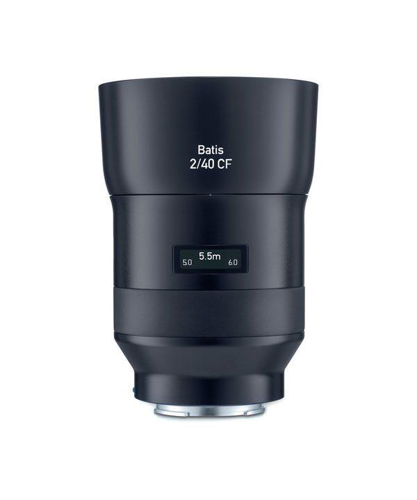لنز Zeiss Batis 40mm f/2 CF Mount E
