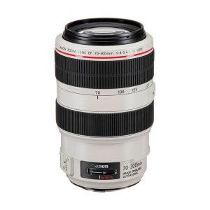 لنز Canon EF 70-300mm f/4-5.6L IS