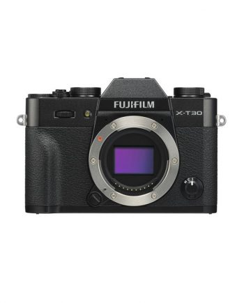 دوربین فوجی X-T30 بدون لنز مشکی