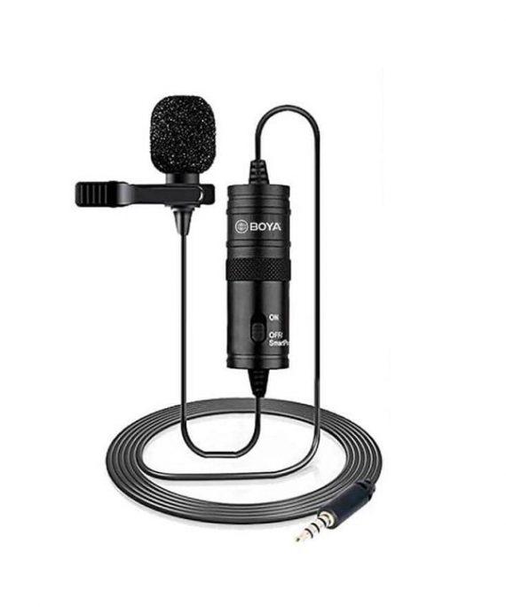 میکروفون یقه ای بویا BY-M1 new