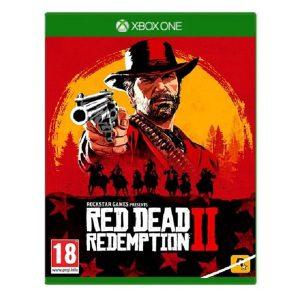 بازی Red Dead Redemption 2 برای XBOX ONE