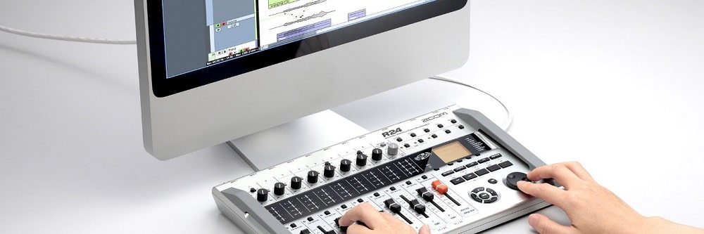 مالتی رکوردر پرتابل ZOOM R24
