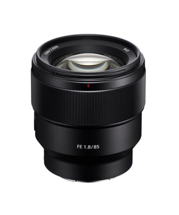لنز Sony FE 85 f/1.8