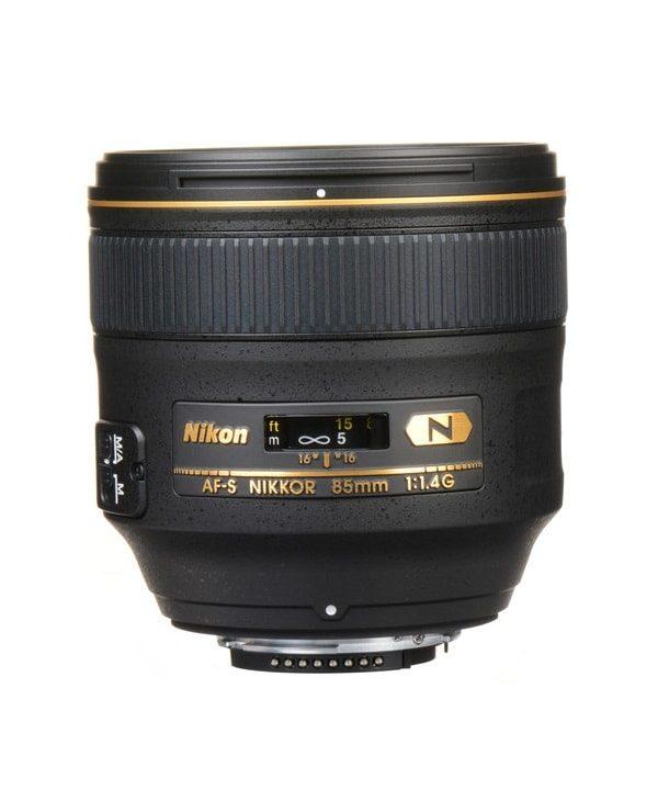 لنز Nikon 85 f/1.4G