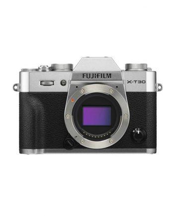 دوربین فوجی X-T30 بدون لنز نقره ای