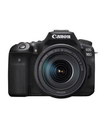 دوربین کانن 90D با لنز 135-18