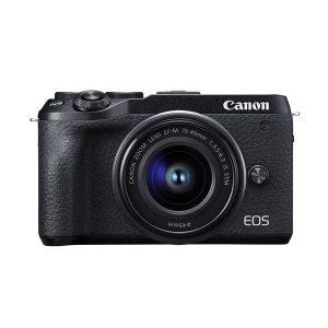 دوربین کانن M6 Mark II با لنز 45-15