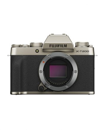 دوربین فوجی X-T200 بدون لنز طلایی