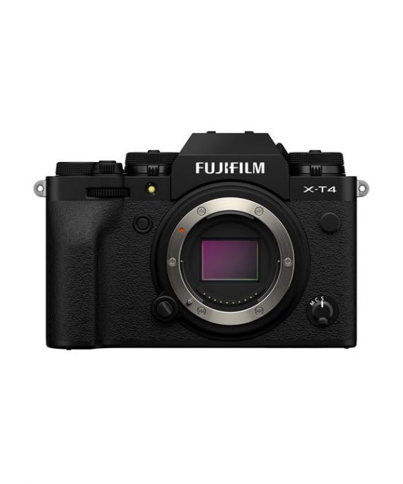 دوربین فوجی X-T4 بدون لنز مشکی