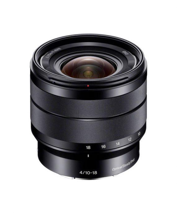لنز Sony 10-18mm f/4 G OSS