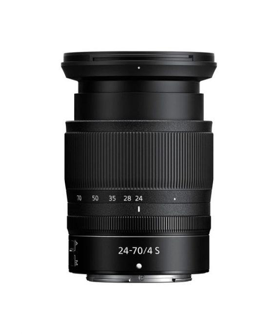 لنز Nikon 24-70 f/4 S