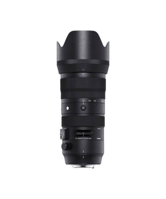 لنز Sigma 70-200 f/2.8 Sports-Nikon