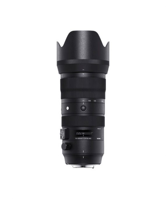 لنز Sigma 70-200 f/2.8 Sports-Canon