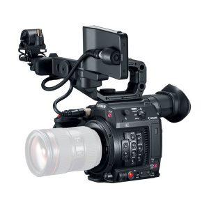 دوربین فیلمبرداری کانن C200