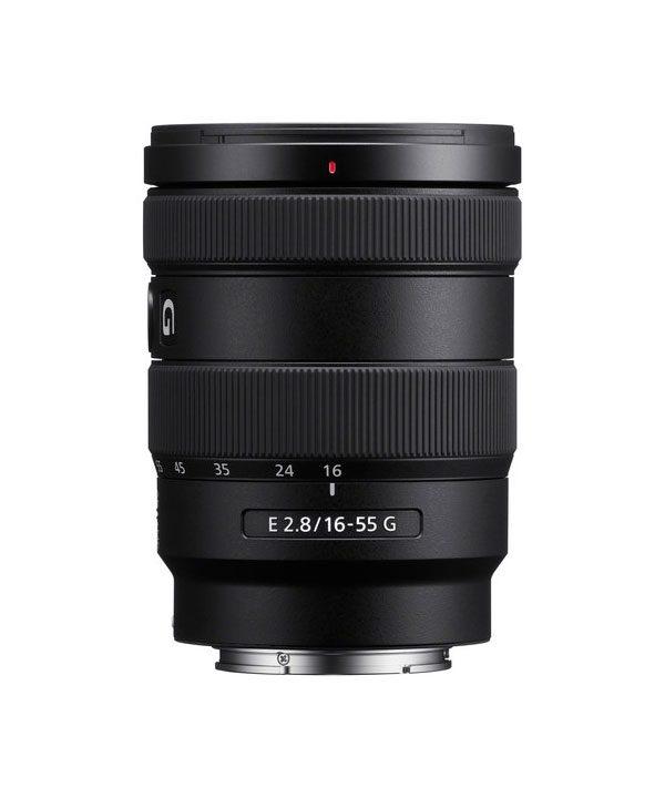 لنز Sony E 16-55mm f/2.8 G
