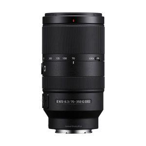 لنز Sony E 70-350 f/4.5-6.3 G