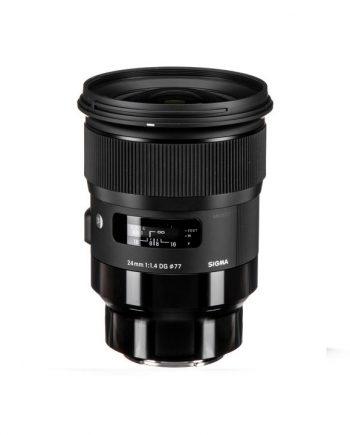 لنز Sigma 24 f/1.4 Art-Sony