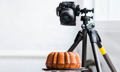 تجهیزات عکاسی از غذا