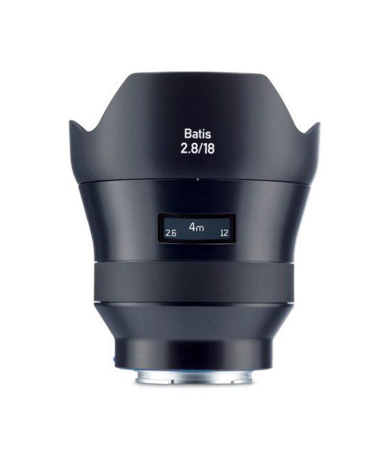 لنز Zeiss Batis 18mm f/2.8 Mount E