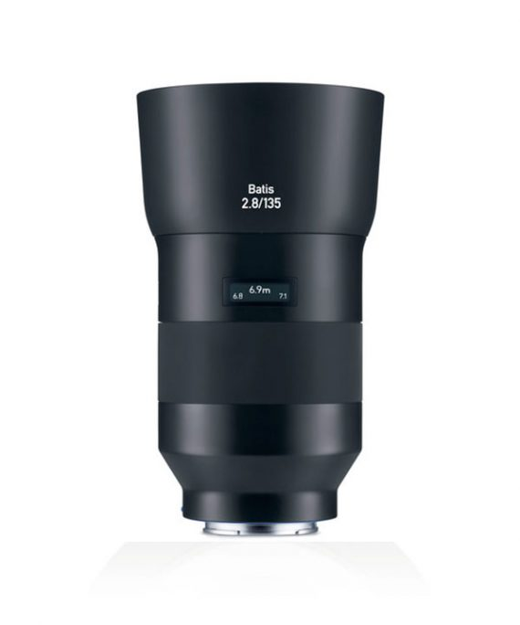لنز Zeiss Batis 135mm f/2.8 Mount E