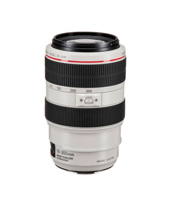لنز Canon EF 70-300mm f/4-5.6L IS