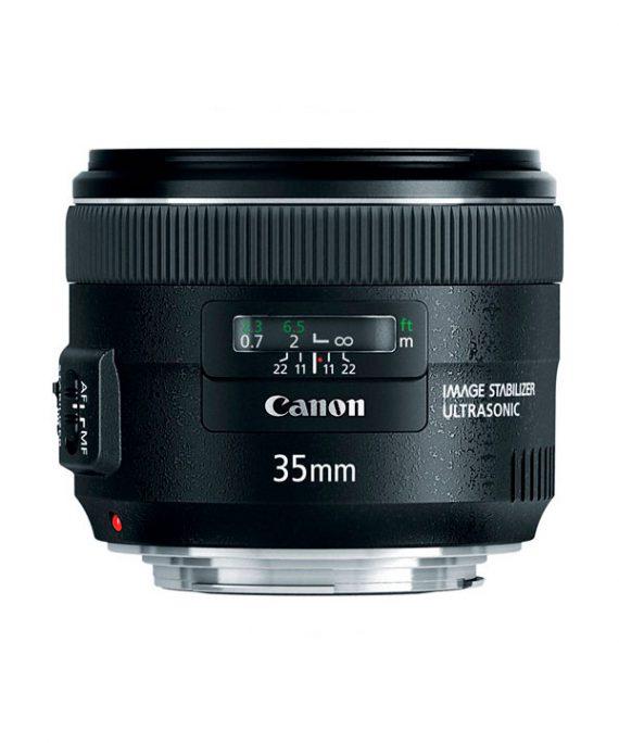 لنز Canon EF 35mm f/2 IS USM