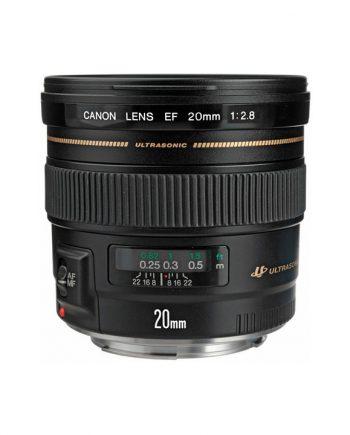 لنز Canon EF 20mm f/2.8 USM