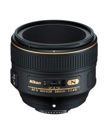 لنز Nikon 58 f/1.4G
