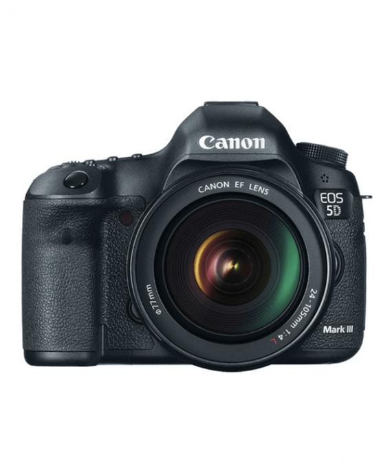 دوربین کانن 5D Mark III با لنز 24-105