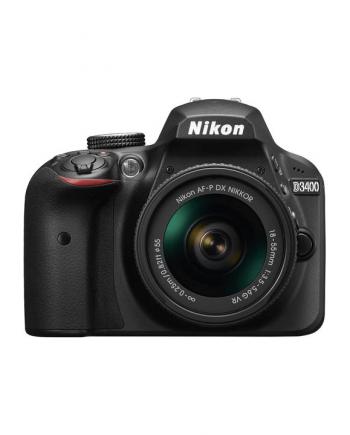 دوربین نیکون D3400 با لنز 55-18