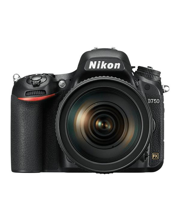 دوربین نیکون D750 با لنز 24-120