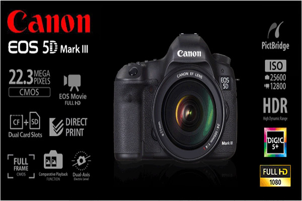 دوربین کانن EOS 5D Mark IV 24-105 L IS II