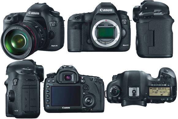 دوربین کانن EOS 5D Mark III BODY
