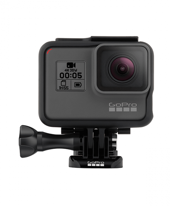 دوربین گوپرو HERO 6 BLACK
