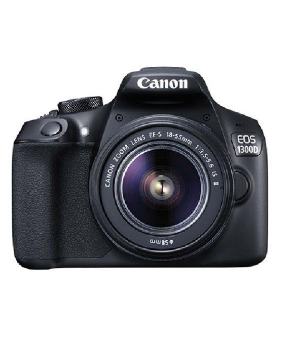 دوربین کانن 1300D با لنز 55-18 تایپ IS II