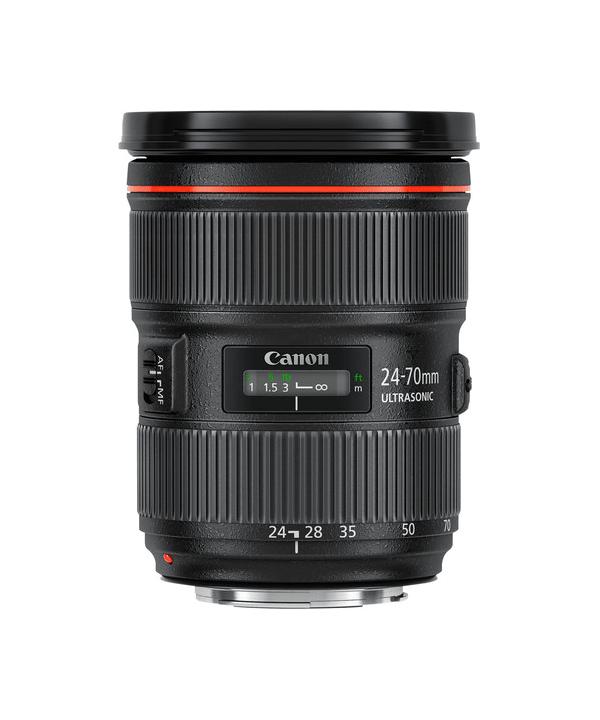 لنز Canon 24-70 f/2.8L II USM