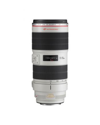 لنز Canon 70-200 f/2.8L IS II USM