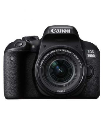 دوربین کانن 800D با لنز 18-55