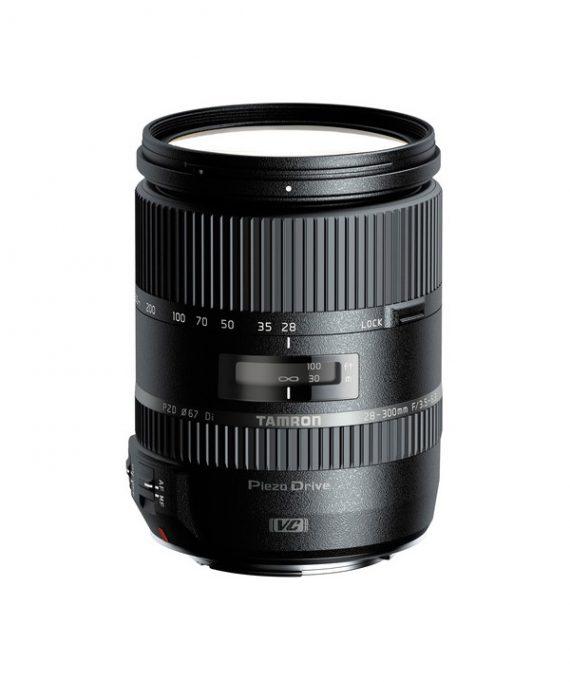 لنز Tamron 28-300 f/3.5-Canon