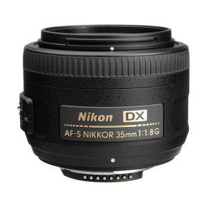 لنز Nikon 35 f/1.8G