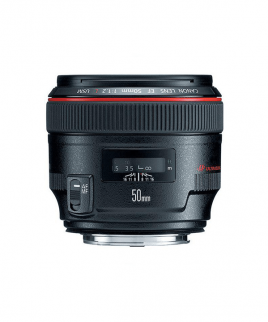 لنز کانن Canon EF 50 f/1.2L USM