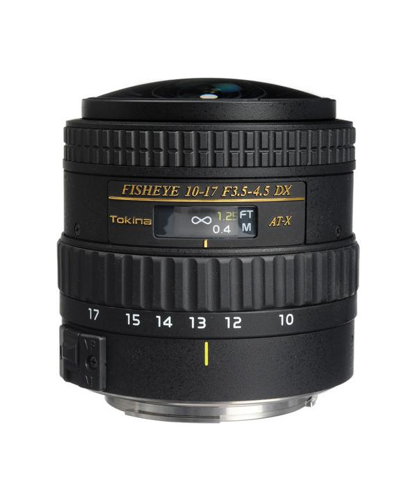 لنز Tokina 10-17 f/3.5-Nikon