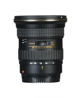 لنز Tokina AT-X 11-20mm f/2.8 PRO DX Lens for Canon EF