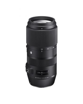 لنز Sigma 100-400 f/5-Nikon